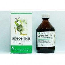 Befungin solution 100 ml-Chaga